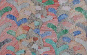 T168 stylo bille sur papier velin d'Arches 250gr 56x76 dessin 55,5x36