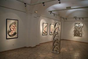 Vue expo Bagnols sur Céze