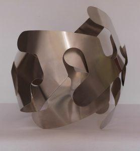 T233 aluminium 43x43